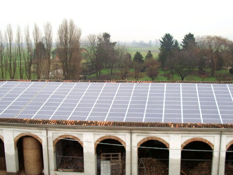 fotovoltaico aziende agricole