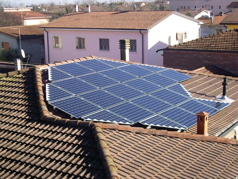 fotovoltaico abitazioni civili